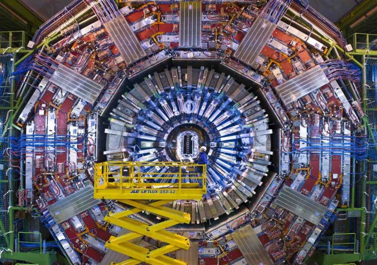 Scientists Confirm Subatomic Particle Patterns Using Large Hadron Collider Open Data