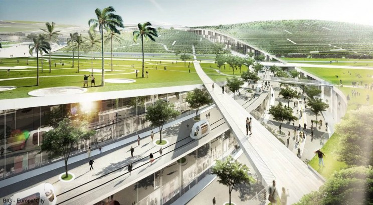 Billion Dollar Mega-Project Redevelopments of Some of the World's Major Cities