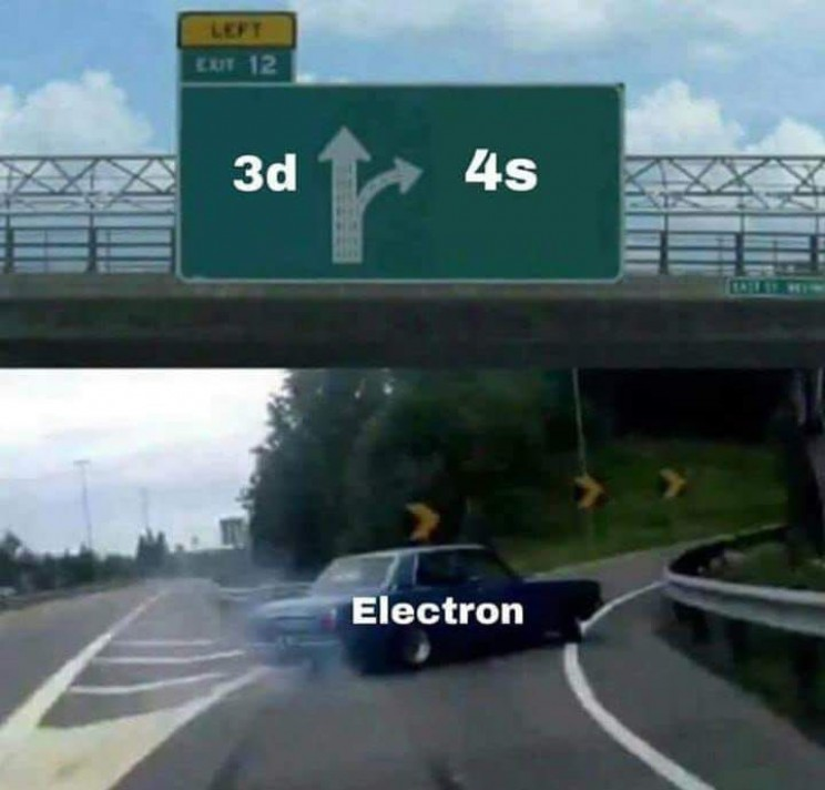 funny memes about science atom