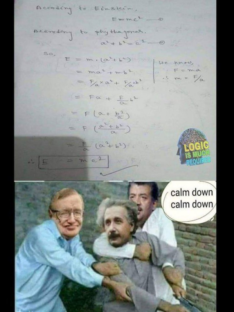memes science funny einstein scientists funniest hilarious such jokes god most math reddit source read