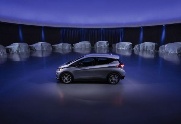 General Motors Is Planning to Produce All-Electric Vehicles by 2023