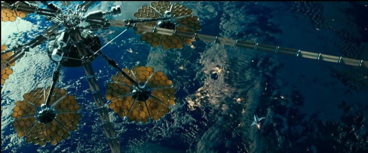 'Geostorm's' Meteorology Device Might Be the Least Tangible Tech Ever Seen on Screen