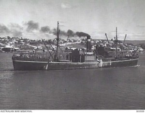 Australian Warship Wreck Discovered After a 74-Year Mystery
