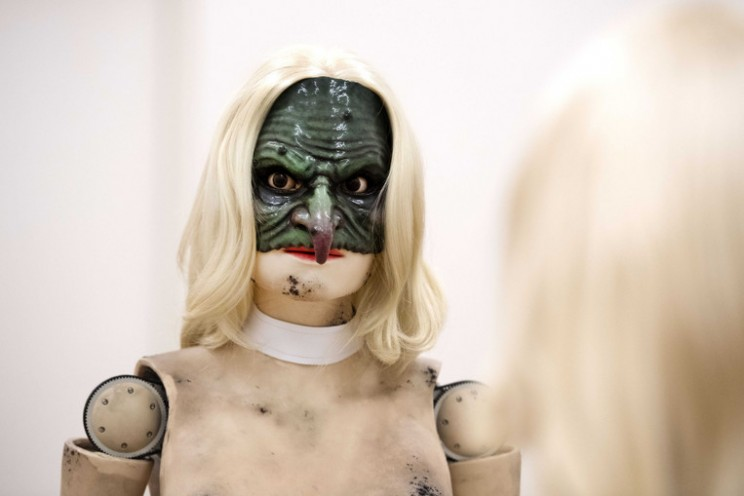 Happy Halloween from These 10 Creep-tacular Robots