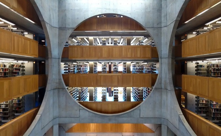 Phillips Exeter Academy Library, U.S