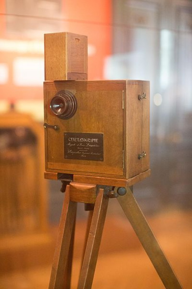 Lumiere brothers Cinematographe