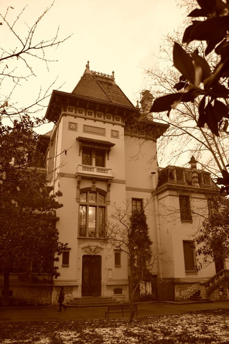 lumiere brothers house