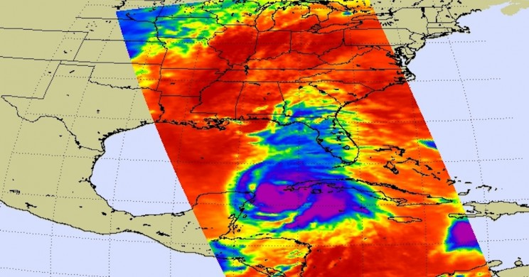 Hurricane Michael Strengthens to 'Extremely Dangerous' Category 4 as It Heads to Florida
