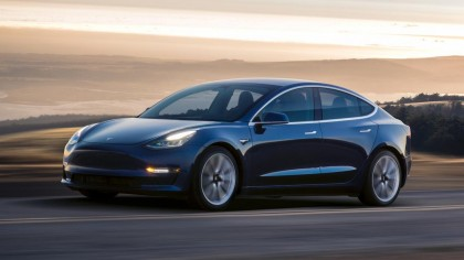 Elon Musk Shares Video of Model 3 Production Line to Silence Haters