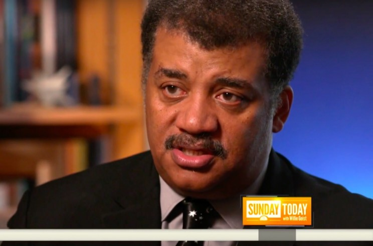 Neil DeGrasse Tyson Says Scientists Should Find a Way to Harness Energy from Hurricanes
