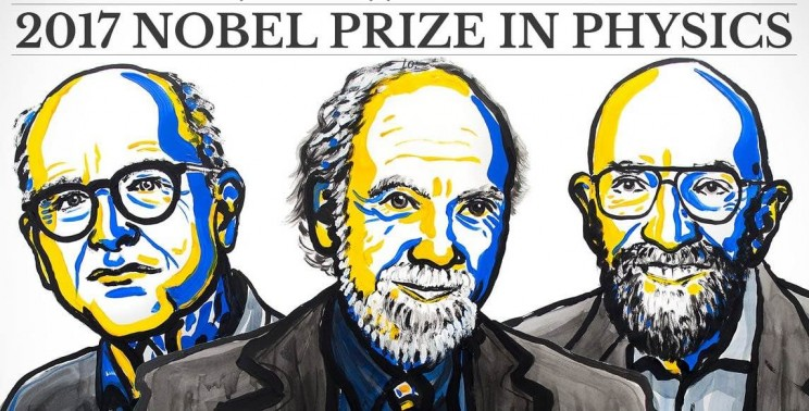 3 Scientists Win Nobel Physics Prize for Discovery of Gravitational Waves