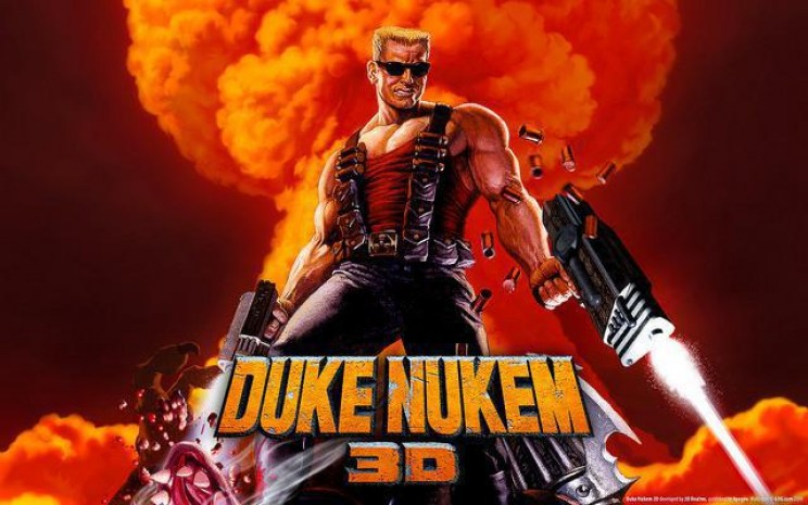 Oldies but goldies Duke Nukem