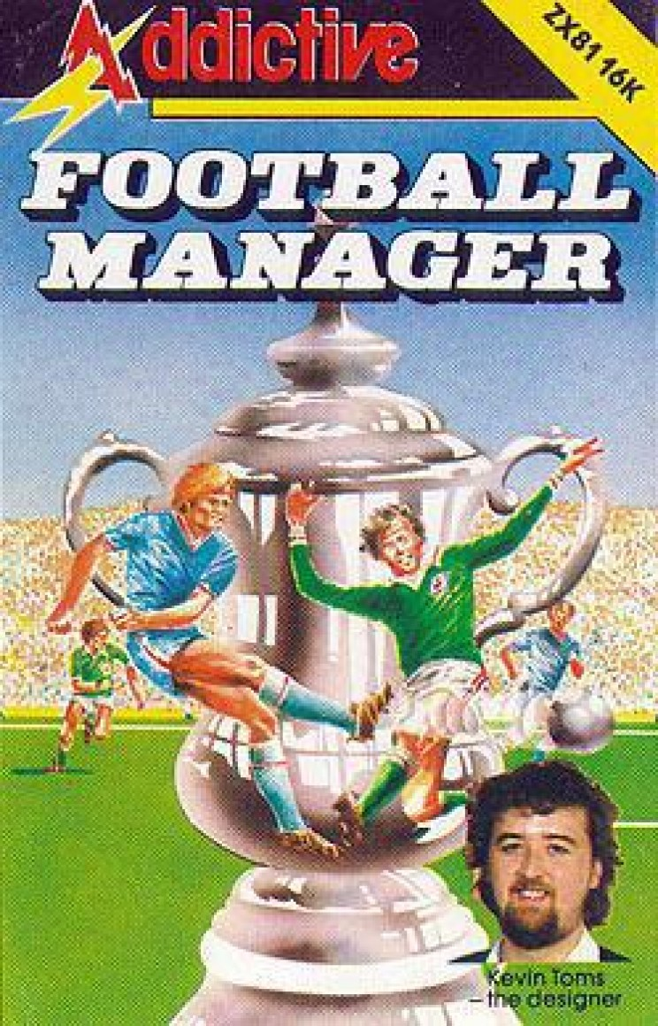 Oldies but goldies Football Manager