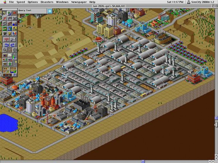 Oldies but goldies SimCity 2000