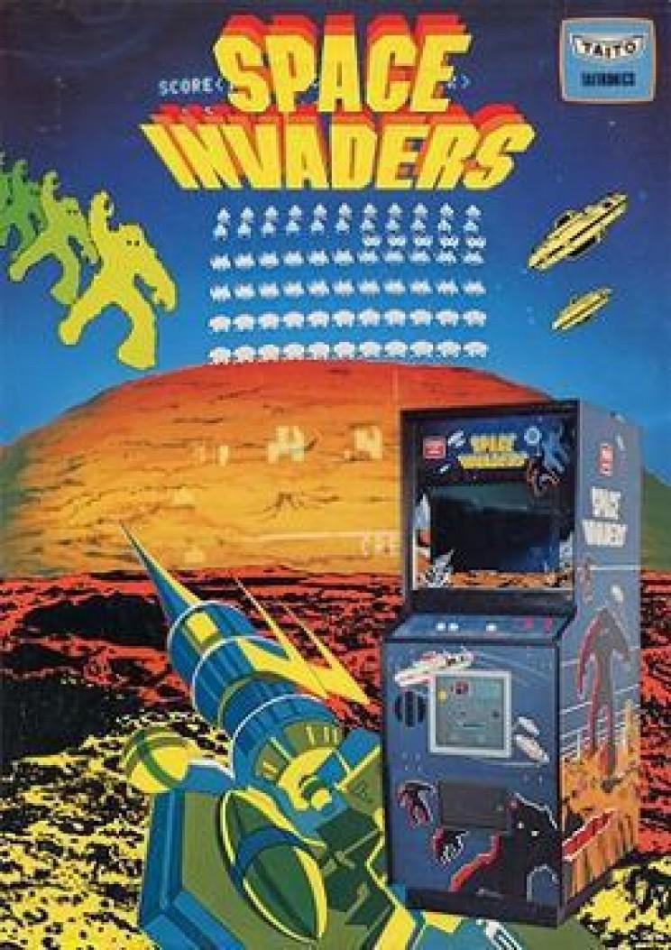 Oldies but goldies Space Invaders