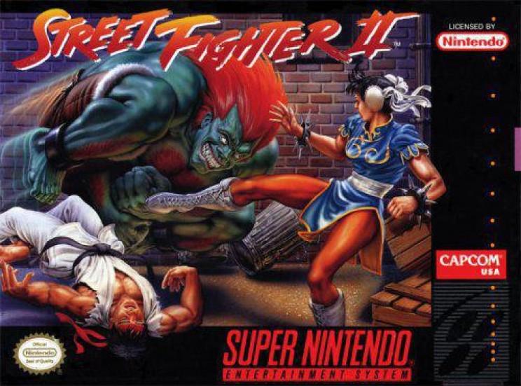 Oldies but goldies Street Fighter