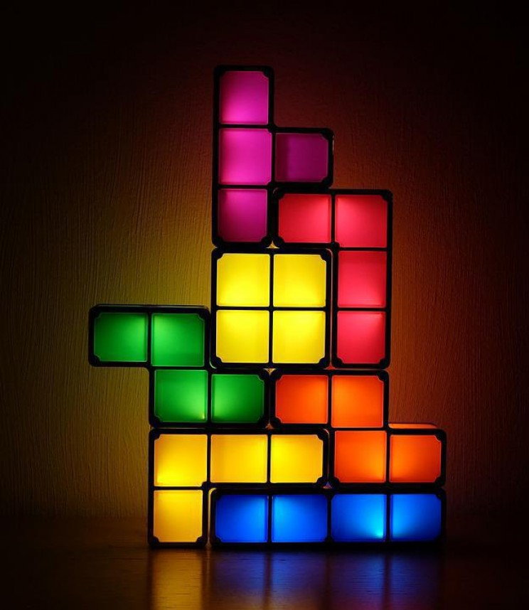 Oldies but goldies Tetris