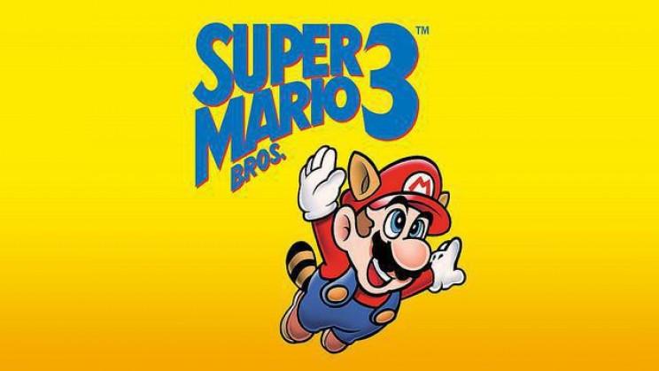 Oldies but goldies Mario 3