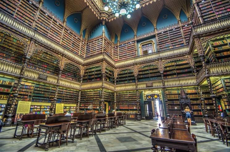 Biblioteca Real Gabinete Portugues De Leitura