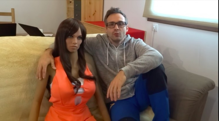 Sex Doll Creator Claims He Can Make A Baby With His Android Girlfriend