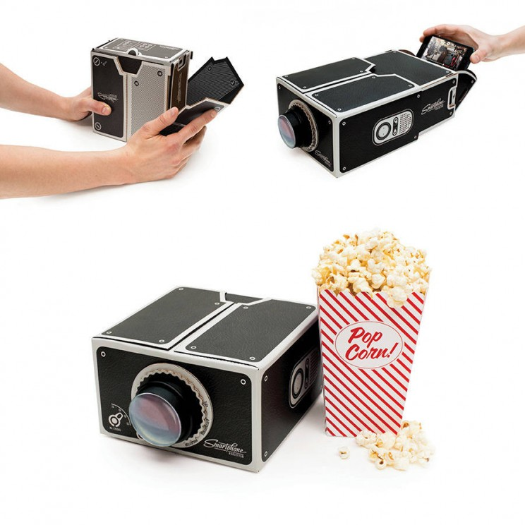 Movie night just got more compact