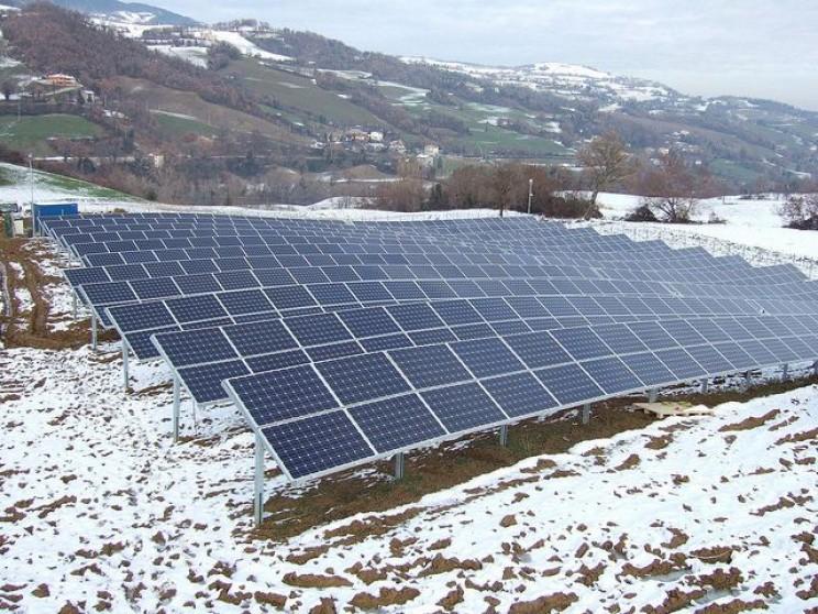 solar power plant PV