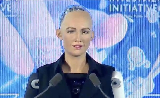 Saudi Arabia Actually Grants Citizenship to a Humanoid Robot