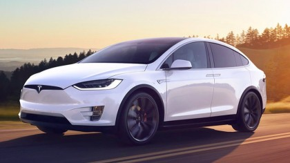 Tesla Recalls 11,000 Model X SUVs Due to Faulty Rear Seats