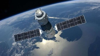 China's First Space Station is Falling Out of the Sky