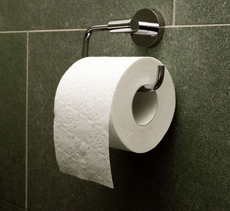 Bamboo toilet paper is a sustainable choice