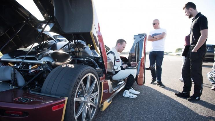 A Koenigsegg Agera RS Just Smashed Bugatti Chiron's 0-400-0 km/h Record