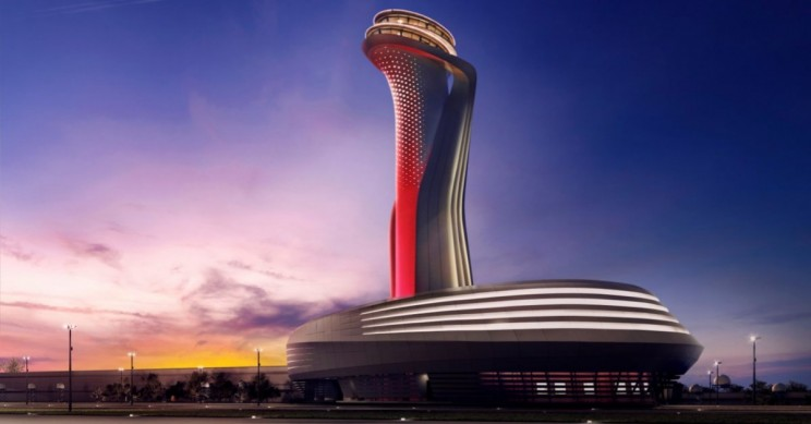 Turkey Opens $11.7 Billion Airport to Become One of World's Biggest