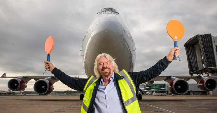 Virgin Atlantic Flies World's First Waste-Based Biofuel Commercial Flight