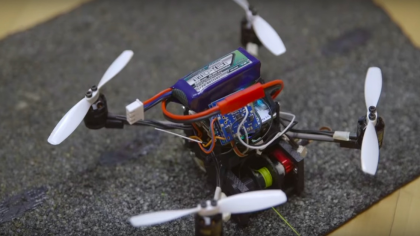 Small Robots Mimic Wasps to Pull Objects 40 Times of Their Body Weight