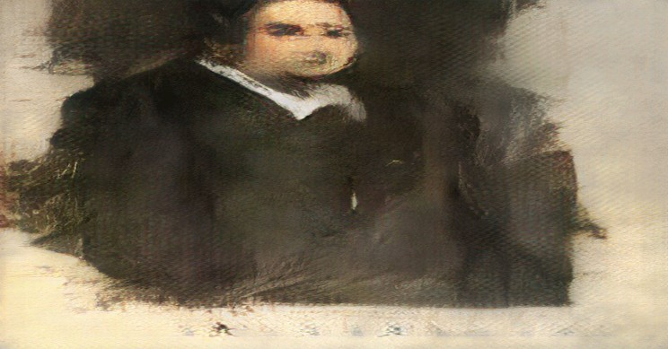 A Painting By AI Will be Sold at Christie's