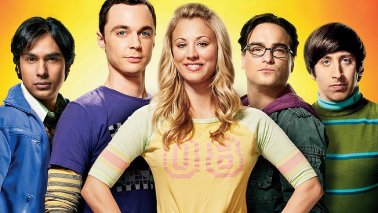 The Big bang Theory is essential watching for engineers