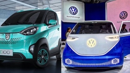 11 Electric Vehicle Models From the World's Top 7 Automakers
