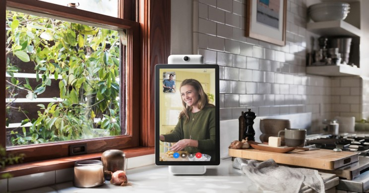 Portal is a New Voice Enabled Hands-Free Video Calling Device from Facebook