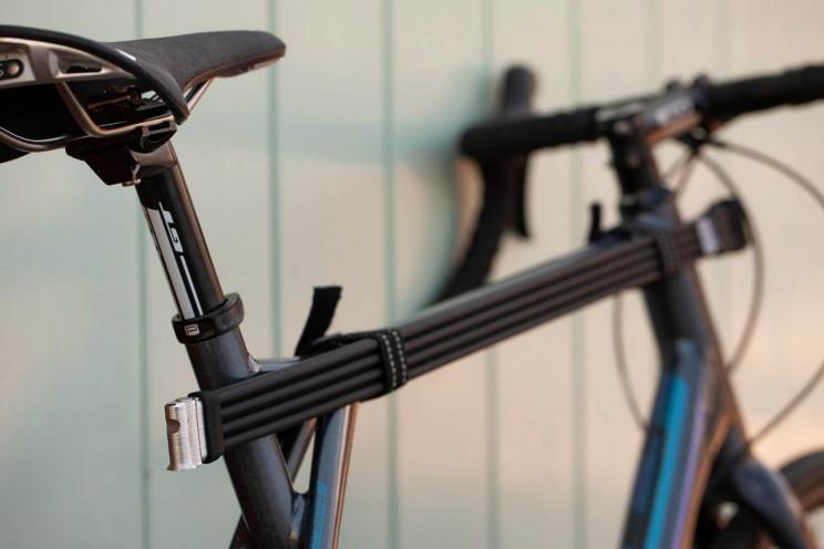 Litelok Silver Bike Lock