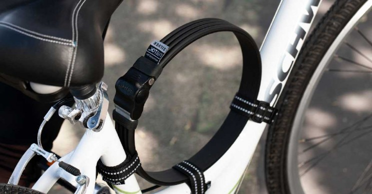 Secure Your Bike in Style with Litelok Silver
