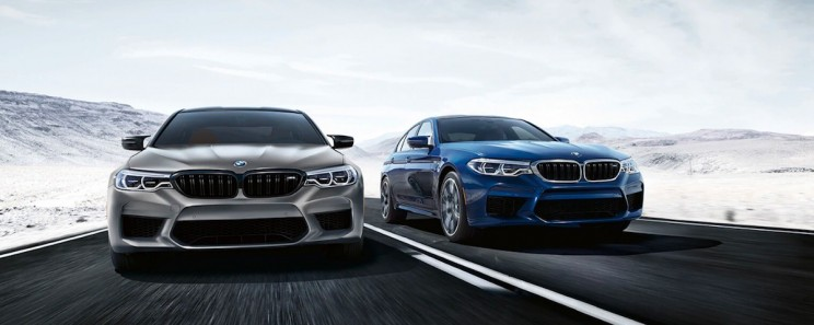 BMW's M Series continues to impress