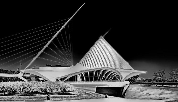 Santiago calatravo proves engineers are creative.