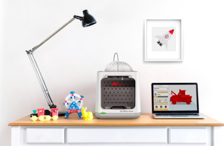 Get creative with a home 3D printer