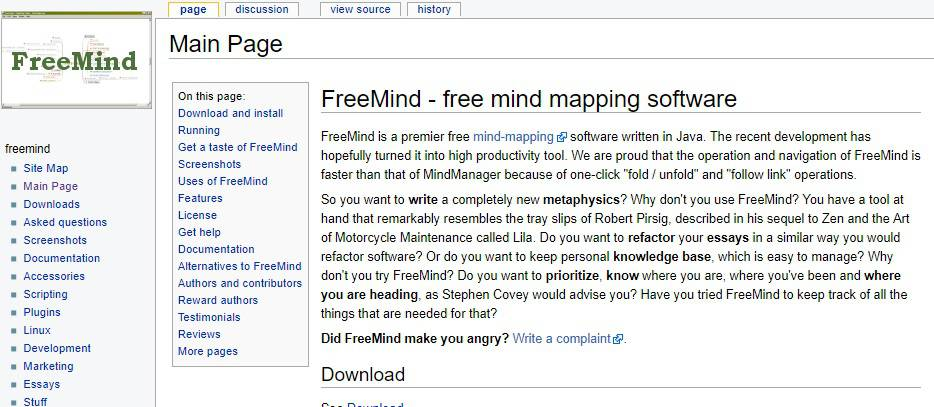 17+ of the The Best Mind Mapping Tools (Online, MacOS and
