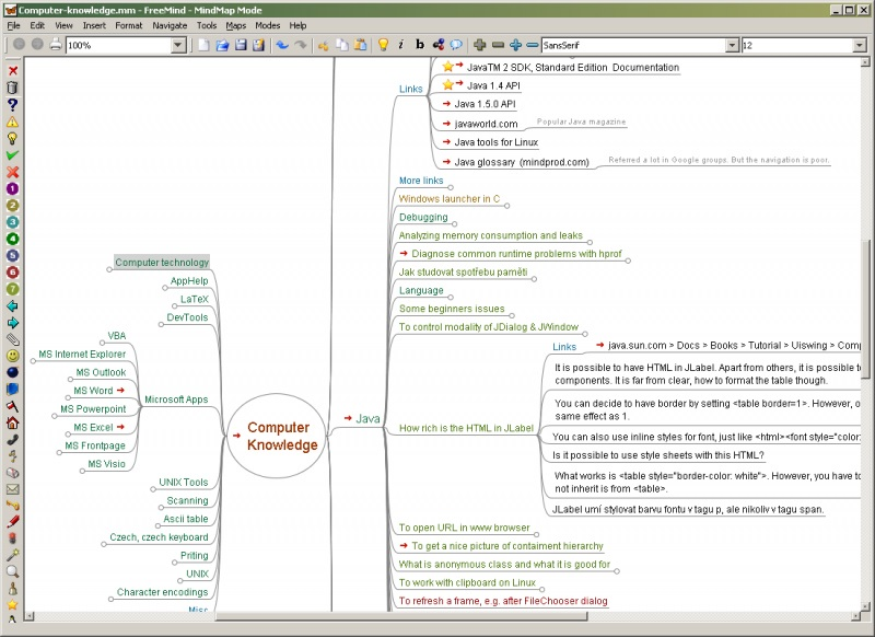 17+ of the The Best Mind Mapping Tools (Online, MacOS and Windows)