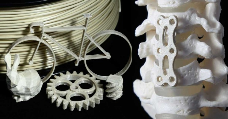 Silk And Wood Inspire Revolutionary Liquid Crystal Polymer 3D Printing