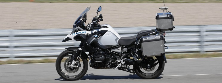 BMW Unveils Autonomous Motorcycle that Aims to Make Riding Safer