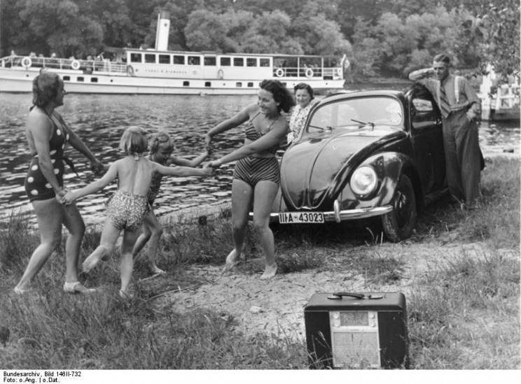 Beetle Nazi version