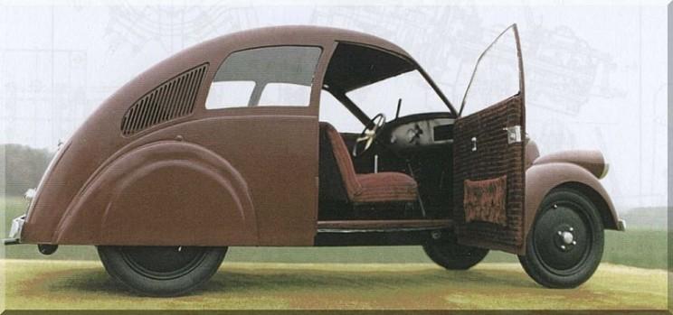 VW Beetle early models T12