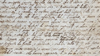 405-Year-Old Letter Reveals Galileo Tried to Trick The Catholic Church